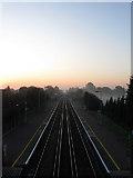 TQ3616 : Plumpton Station by Simon Carey