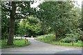 TQ1147 : Abinger Roughs car park by Hugh Craddock