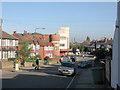 SK5541 : Churchfield Lane by John Sutton