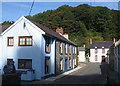 SM9637 : Bridge Street, Lower Town/Y Cwm by Pauline E