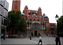 TQ2979 : Westminster Cathedral by Dr Neil Clifton