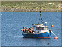 """ND4798 : Fishing boat """"Achieve"""" in Weddell Sound. by sylvia duckworth"""