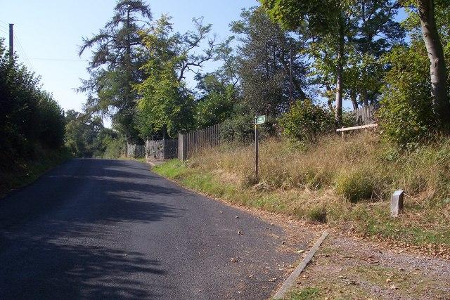 Church Road, Riseden