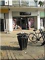 SU5806 : La SENZA in Fareham town centre by Basher Eyre