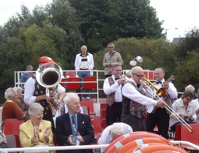 Jazzing-up the Ouse
