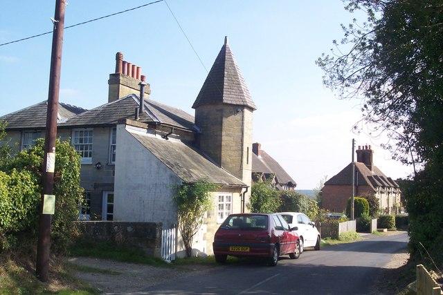 Tower house in Kilndown