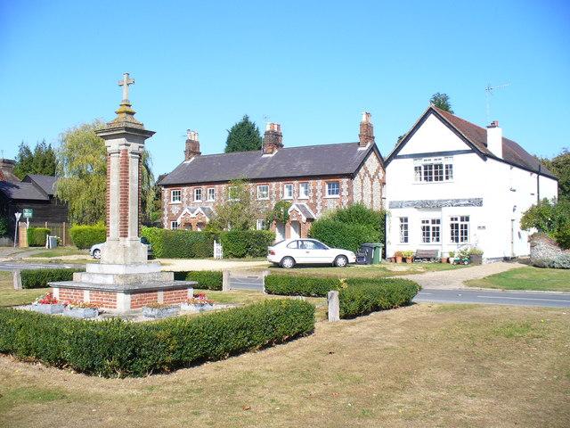 Chipperfield War Memorial