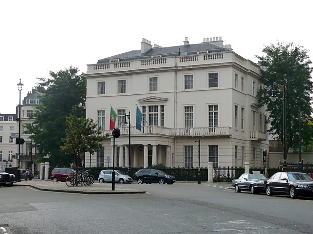 12 Belgrave Square