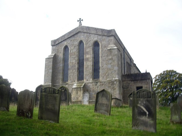 East end of the church of St Andrew