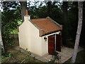 NZ1416 : Garden room, Winston Vicarage by Stanley Howe