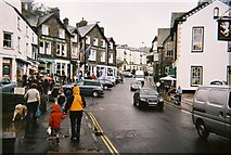 NY3704 : A rainy day in Ambleside (4) by Peter S