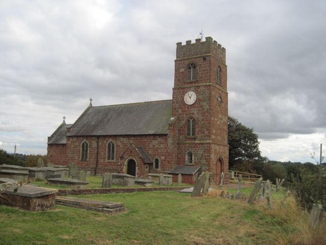 Montford Church