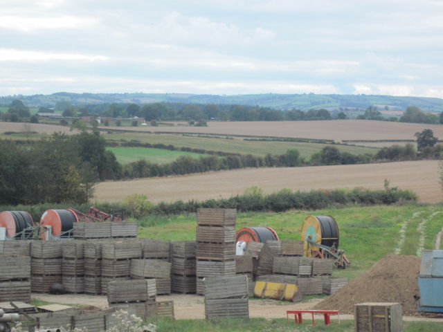 Farming supplies off The Severn Way