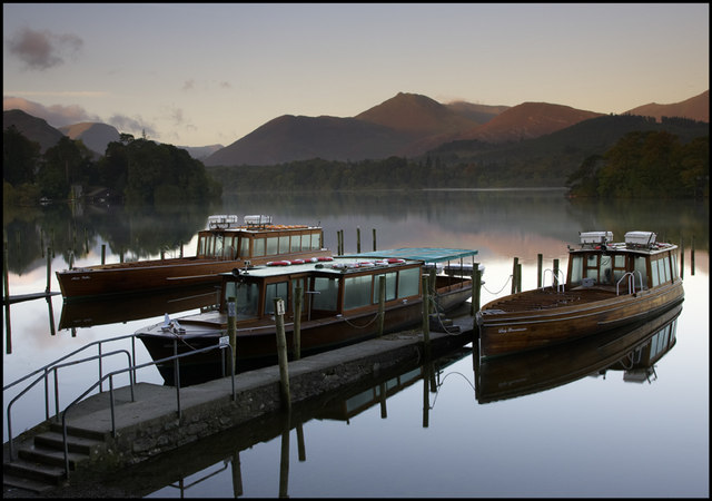 First Light at Keswick