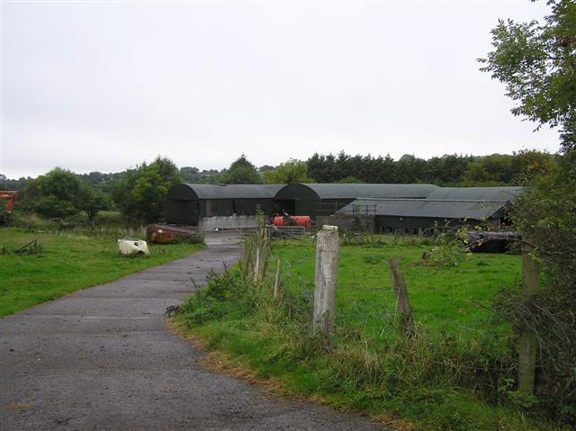 Farm near Stoneyford
