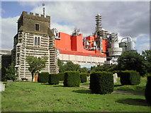 TQ5977 : West Thurrock Church by Kenneth Yarham