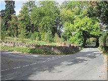 SJ4112 : Junction at Shoothill by John Firth