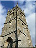 SO9700 : Tower, St Matthew's church, Coates by Brian Robert Marshall