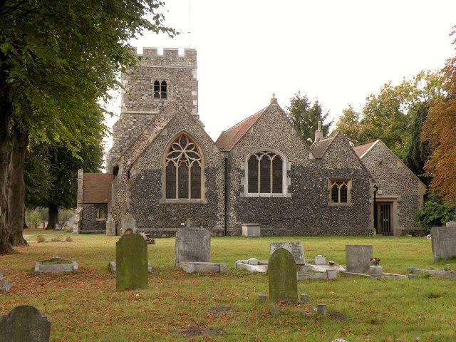 St. Mary Magdalene: the parish church of North Ockendon