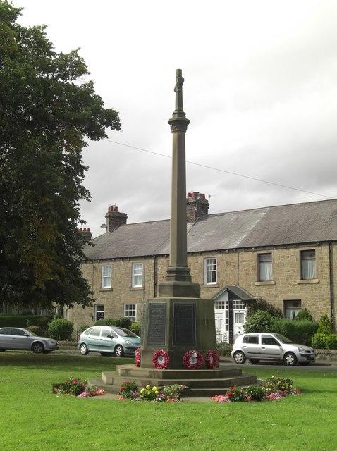 War Memorial, Wylam