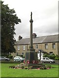 NZ1164 : Wylam War Memorial by Anthony Foster