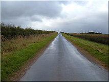 SE9546 : Minor Road Towards Middleton by JThomas