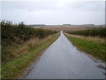 SE9346 : Minor Road Towards Middleton by JThomas