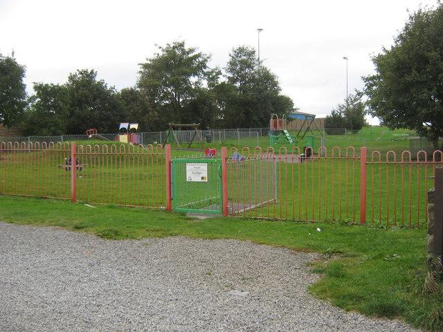 Evenwood Recreation Ground
