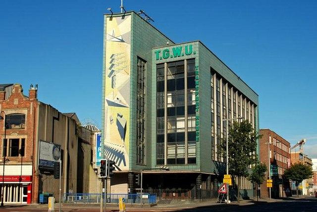 Transport House, Belfast (1)