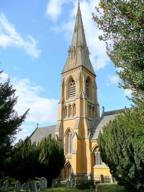 St. Andrew's church, Toddington