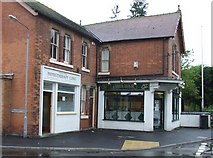 SK6443 : Two more new shops by johnfromnotts