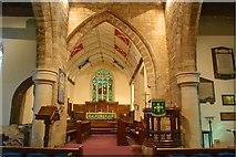 SK6443 : St. Helen's Church by johnfromnotts
