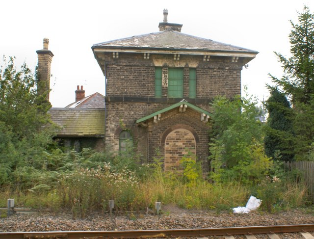 The old station house
