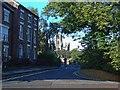 NZ2742 : Court Lane, Durham by Dylan Moore