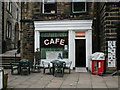 SE1408 : The cafe used in 'Last of the Summer Wine' by Sharon Leedell
