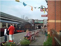SD8010 : Bury Bolton Street Station by Colin Pyle
