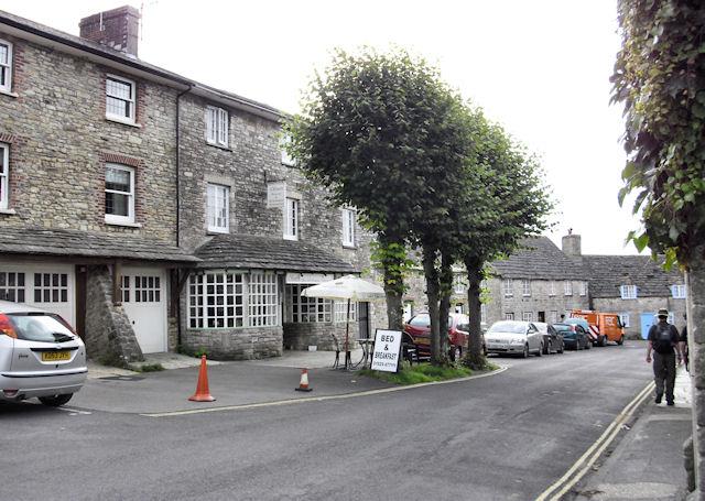West Street, Corfe Castle