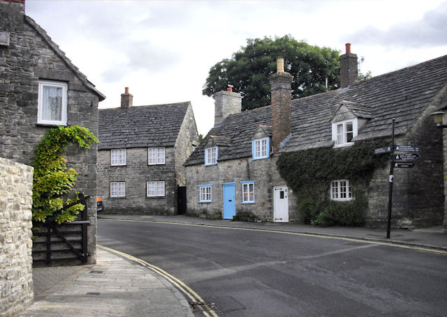 West Street, Corfe Castle