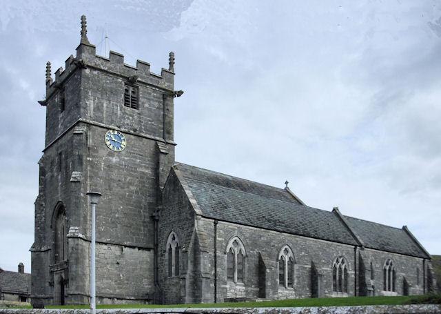 Church of St Edward, Corfe Castle