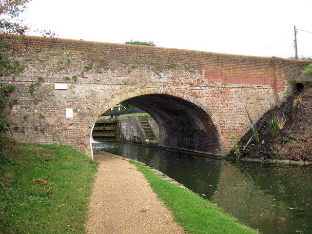 Grand Union Canal: Bridge No 139, Northchurch