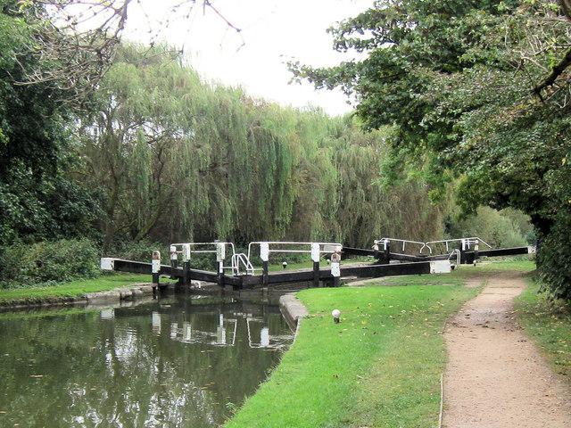 Grand Union Canal: Gas Lock No 51, Northchurch