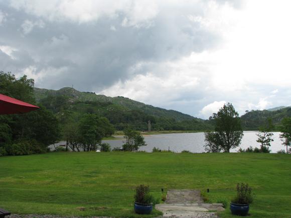 Head of Loch Sheil and Glenfinnan monument