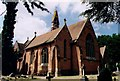 SU8363 : St John the Baptist, Crowthorne by Michael FORD