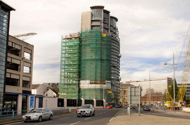 "The ""Boat"" site, Belfast (22)"