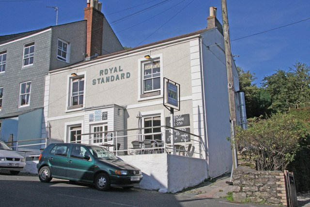 Royal Standard pub, Flushing