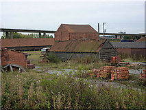TA0223 : Old brickworks by the Humber by Andrew Hill