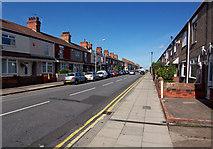 TA2609 : Alexandra Road, Grimsby by David Wright
