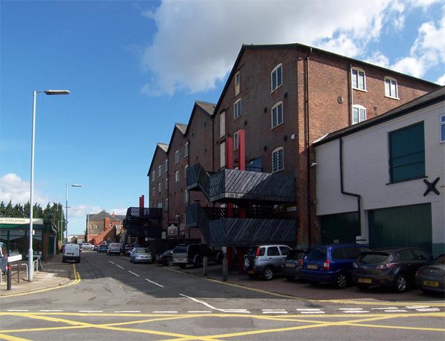 Garth Lane, Grimsby