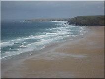 SW8364 : Watergate Beach by Philip Halling
