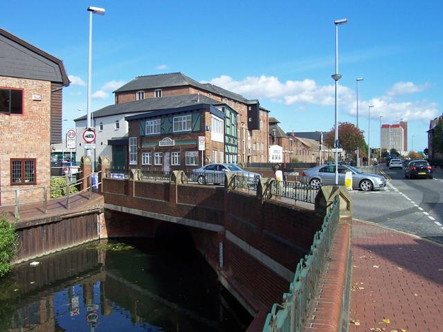 Haven Bridge, Grimsby